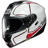 Shoei GT-Air Helmet - Pendulum (SMALL) (WHITE/RED)