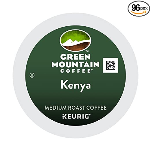 Green Mountain Coffee, Kenya Keurig K-Cup Pods (96 count)