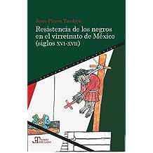 Resistencia de los negros en el virreinato de México (siglos XVI-XVII) (Tiempo emulado. Historia de América y España nº 55)