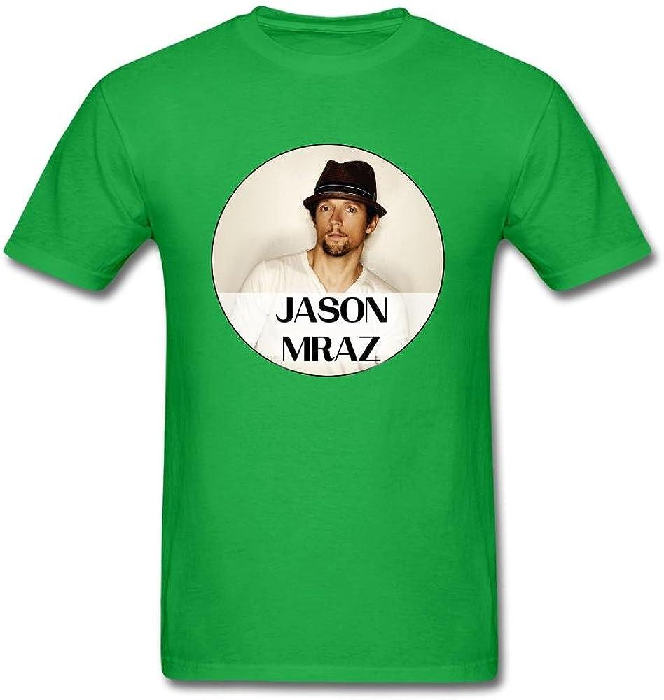 sljd Hombres de Jason Mraz cantante diseño T Shirt