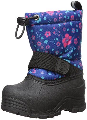 Winter Navy Boots (Northside Frosty Winter Boot (Toddler/Little Kid/Big Kid),Navy/Fuchsia,7 M US Toddler)
