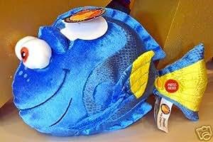 Finding nemo dory talking fish plush walt for Talking fish toy