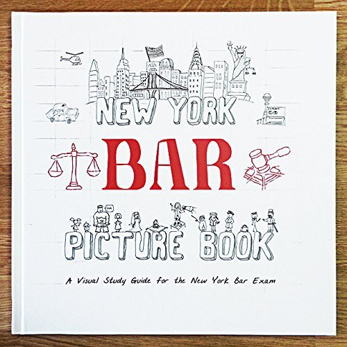 New York Bar Picture Book