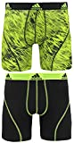 #6: adidas Men's Sport Performance Climalite Boxer Brief Underwear (2 Pack)