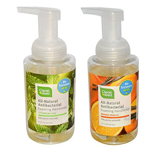 All Natural Foaming Hand Soap - 9