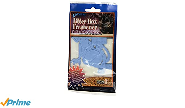 Amazon.com: Compac Litter Box Freshener Ocean Air Scented Mouse ...