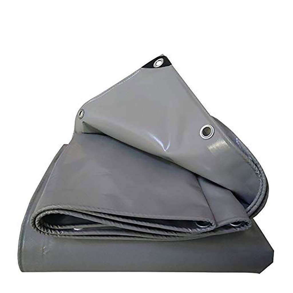 SH-pb Plane Blatt Tarps Multifunktions Sonnenschutz Poncho für Camping Angeln Gartenarbeit Sonnenschutz Multifunktions Kälte Widerstand Dicke 0,55 MM 550G   m² 13 Größe verfügbar 997ed1