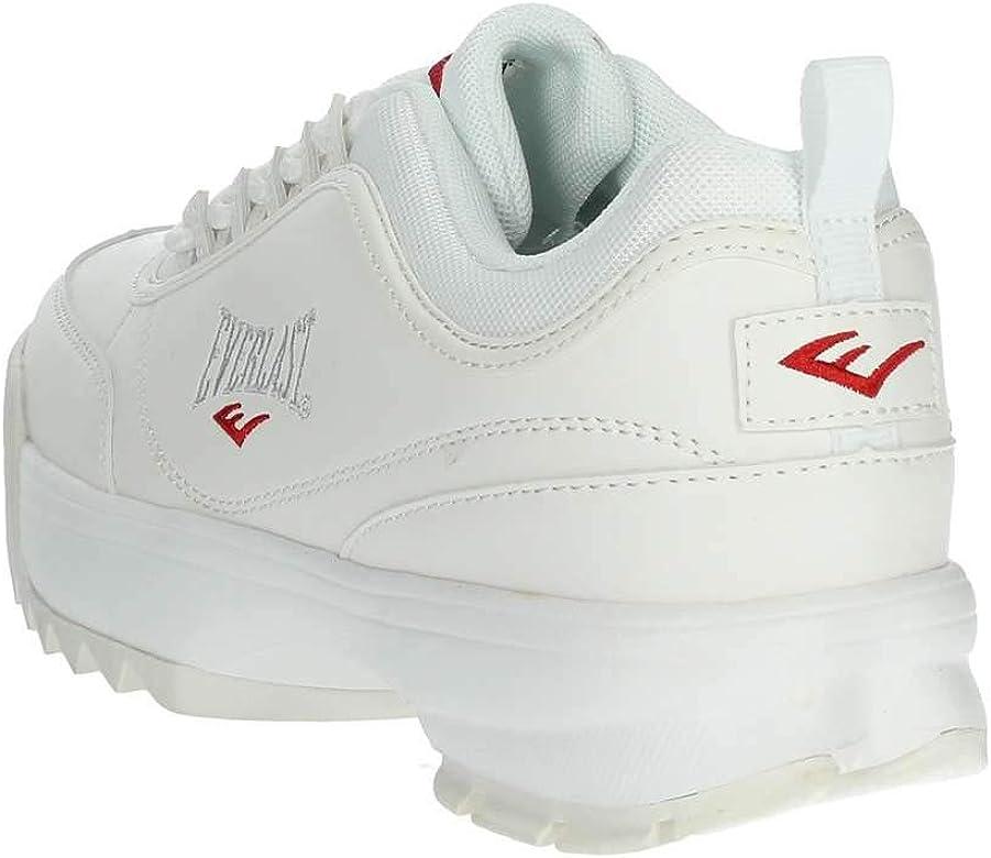 Everlast EV618 Sneakers Mujer Blanco 37: Amazon.es: Zapatos y complementos