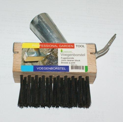 1 St/ück Fugenb/ürste Fugenkratzer Drahtb/ürste Drahtbesen 0332 ohne Stiel