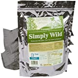 Simply Wild Chicken and Brown Rice for Cats and Kittens, 3-Pound, My Pet Supplies