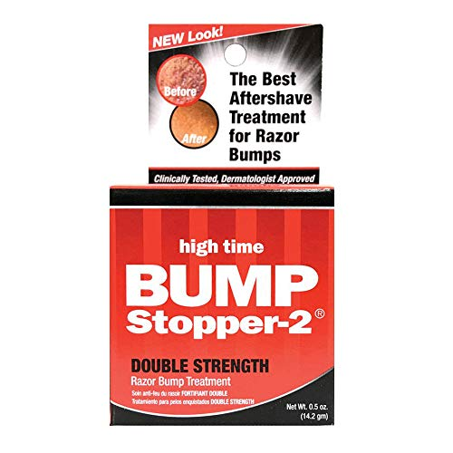 - High Time Bump Stopper-2 0.5 Ounce Double Strength Treatment (14ml) (3 Pack)