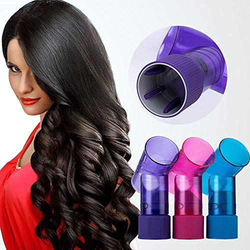 Fokine 2019 Universal Hair Curl Diffuser Hair Dryer Cover Diffuser Disk Hairdryer Curly Drying Blower Hair Curler Styling Tool