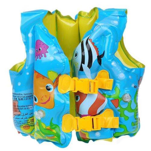 【超安い】 PVC FoamパターンAssortedライフジャケットベストfor B00P2OEP46 Childrenブルー B00P2OEP46, 一休さん:1520dfb6 --- a0267596.xsph.ru