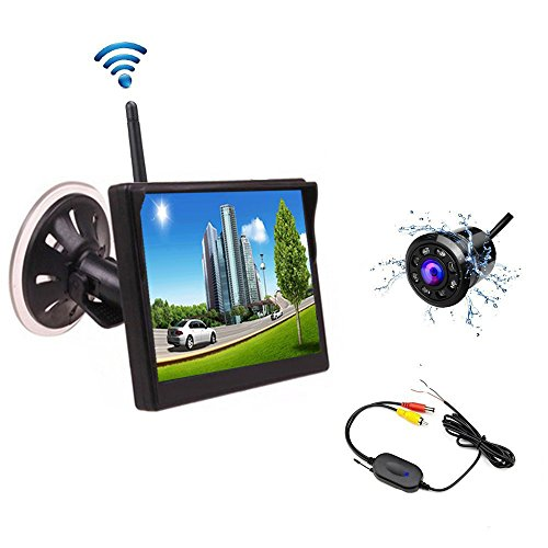 Camecho Wireless Version Vehicle Waterproof product image