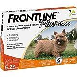 Best Flea Pills - Merial Frontline Plus Flea and Tick Control Review