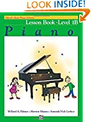#9: Alfred's Basic Piano Library Lesson Book, Bk 1B