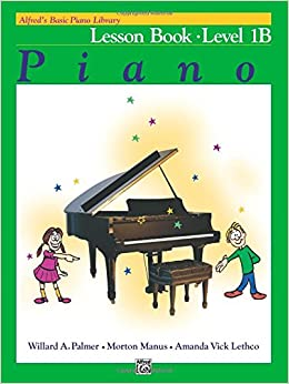 Alfred's Basic Piano Library Lesson Book, Bk 1B: Willard A