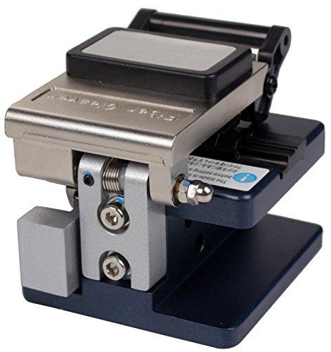 0.25mm-0.9mm Optical Cutter Stripping Optical Fiber Cleaver Electric Cut Cutting Tools