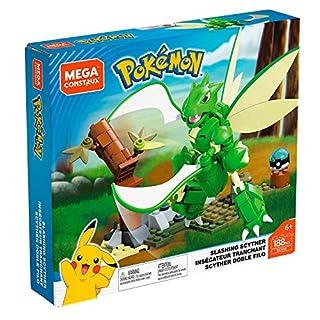 Mega Construx Pokémon Slashing Scyther