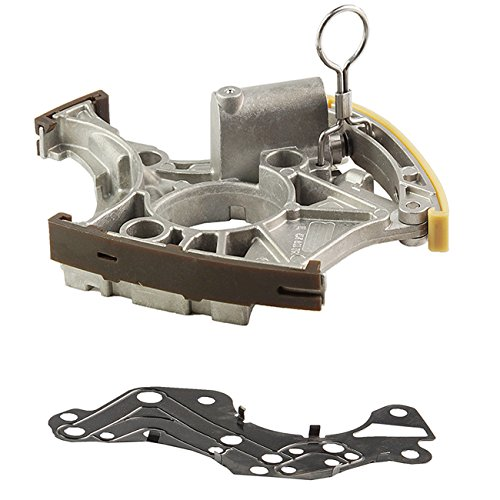 Bapmic Left Timing Chain Tensioner + Gasket for Audi (2006 Audi A8 Timing Belt Or Chain)