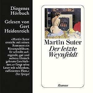 Der letzte Weynfeldt Hörbuch