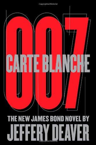 Read Online Carte Blanche PDF