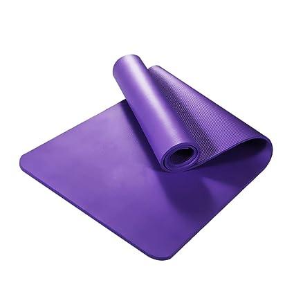 sal008ly7far Yoga antideslizante espesar NBR Gimnasio Hogar ...