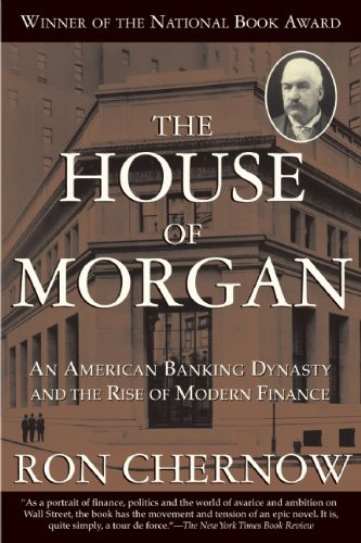 House Morgan American Banking Dynasty product image