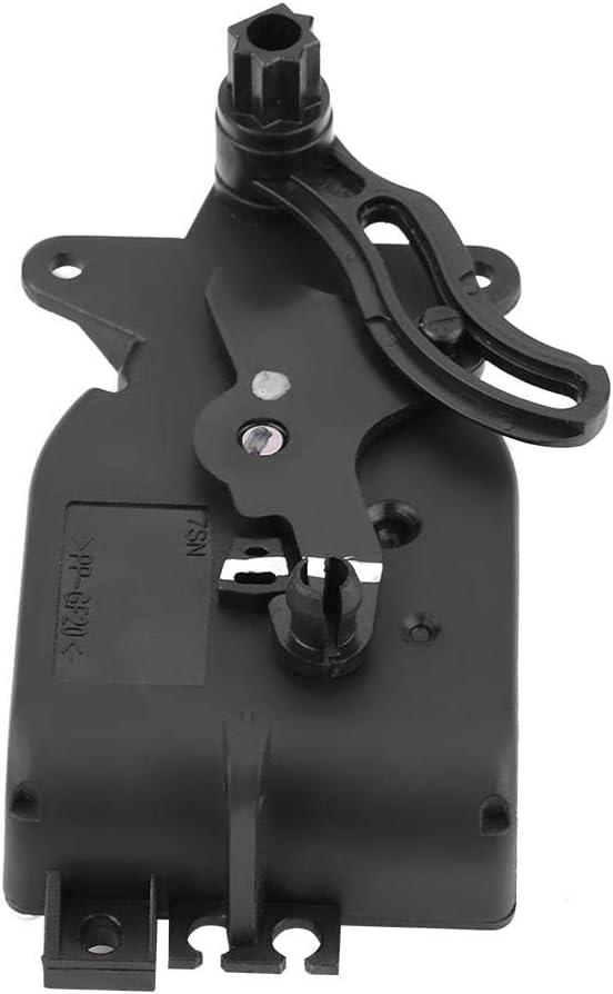 schwarz Yctze Servoreglermotor ABS-Kunststoff-Antrieb Klimaanlage Heizungsmotor f/ür A3 TT Roadster 1J1907511A