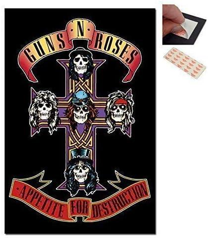 Guns N Roses Appetite For Destruction Album Poster Standard