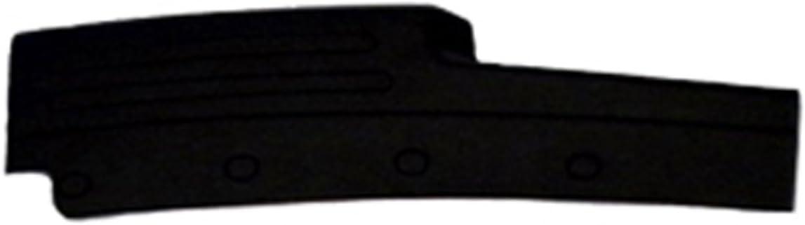 Bumper Step Pad For 2002-2007 Jeep Liberty Rear Right Plastic