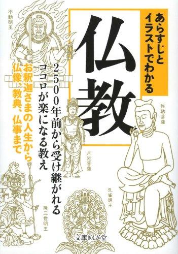 あらすじとイラストでわかる仏教(文庫ぎんが堂)