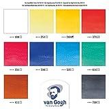 Van Gogh Watercolor Paint Set