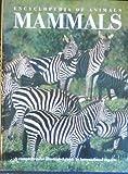 Encyclopedia of Mammals, Edwin Gould, 0831727888