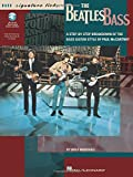 The Beatles Bass (Bass Signature Licks) Bk/Online Audio