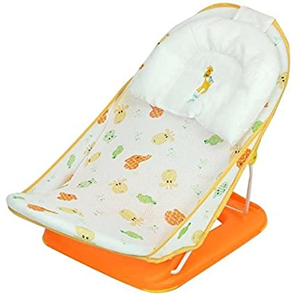 Buy Mastela Mother\'s Touch Deluxe Baby Bather - Orange Online at Low ...