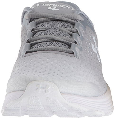 Laufschuhe Under 102 Steel UA Armour 4 Damen Charged White Bandit W w6APT0