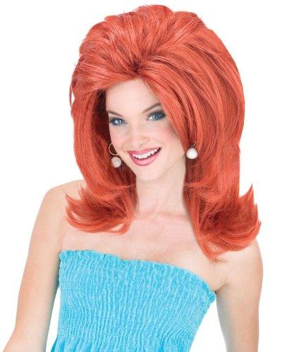 Midwest Momma Wig Auburn (Mermaid Wig In Blonde)