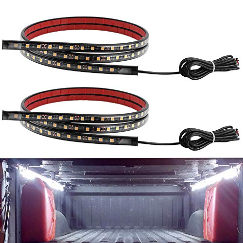 YITAMOTOR LED Lights Strip kit Compatible for Truck Bed Carg