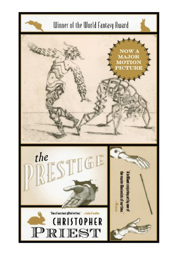 Book cover for The Prestige