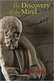 Book The Discovery of the Mind: The Greek Origins of European Thought