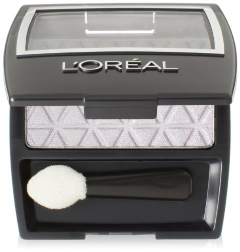 Eye Shadow Petal (L'Oreal Paris Wear Infinite Eye Shadow Singles, Violet Petal, 0.1)