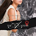 Accessory: The Academy: The Scarab Beetle, Book 4 Audiobook by C. L. Stone Narrated by Megan Tusing