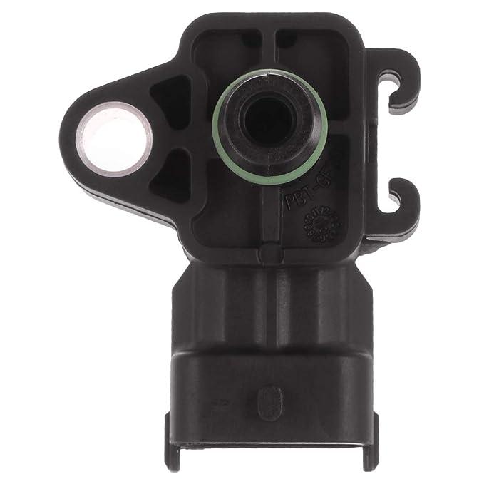 12594942 Manifold Pressure Sensor MAP For 2009-2013 GMC Yukon XL 1500 2500