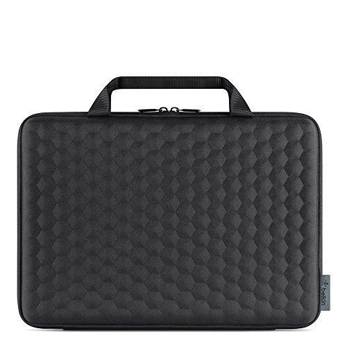 """Belkin Air Protect Always-On Sleeve 14"""" for Chromebooks and Laptops, Designed for School and Classroom (B2A076-C00) by Belkin"""