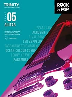 Trinity Rock & Pop 2018 Guitar Grade 1: Amazon co uk