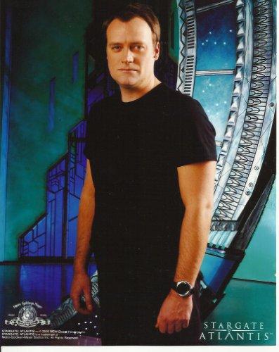 Stargate Atlantis David Hewlett as Dr. Rodney McKay by Gate 8 x 10 Photo by Stargate Atlantis
