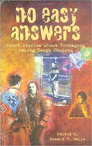 |TOP| No Easy Answers: Short Stories About Teenagers Making Tough Choices (Laurel-Leaf Books). Futbol Opciones Trial Tianyi pixels Winner