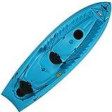 Lifetime Kokanee Tandem Angler Kayak, Glacier Blue
