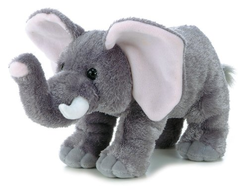 Aurora World Flopsie Peanut Plush Elephant, 12